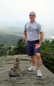At the summit - Killington, Vermont.